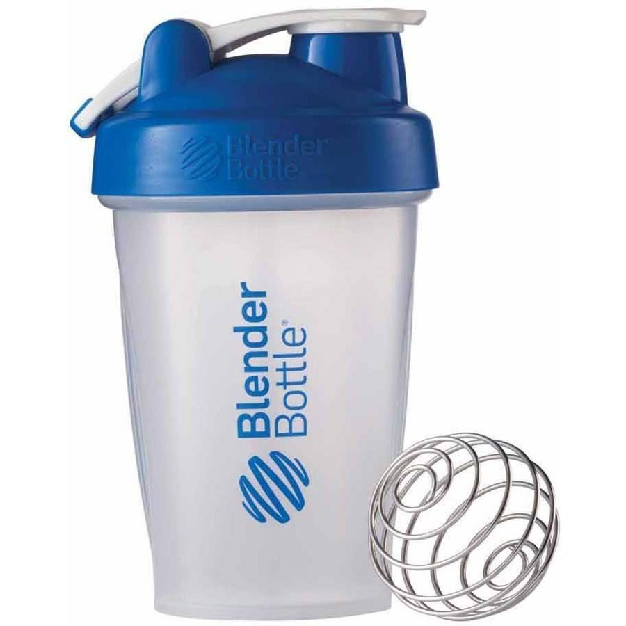 20 oz BlenderBottle Classic with Loop, Blue