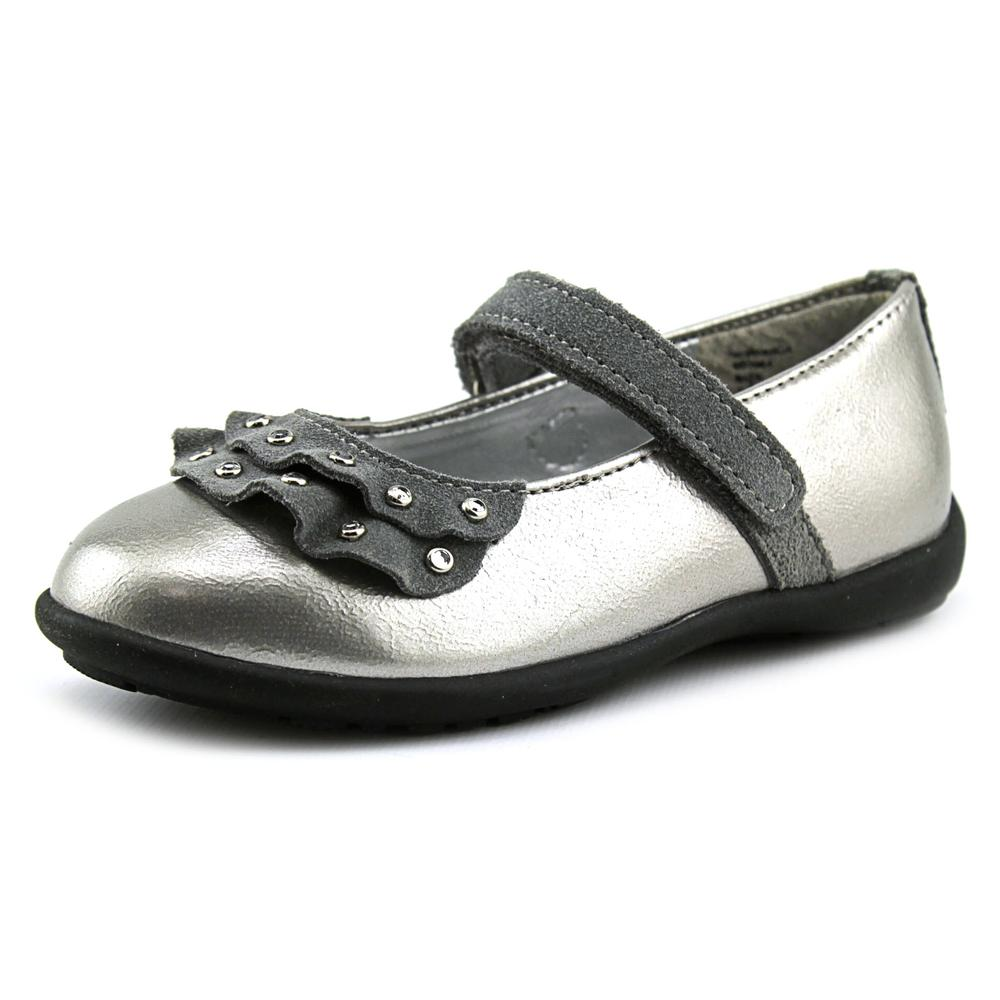 Balleto by Jumping Jacks Veronica  W Round Toe Patent Leather  Flats