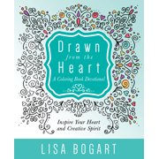 Drawn from the Heart: A Coloring Book Devotional (Paperback)