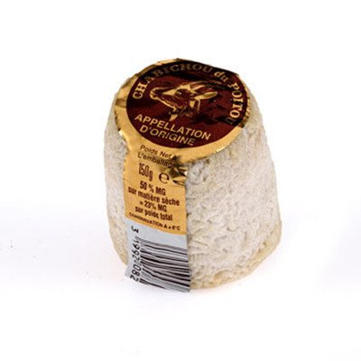 French Goat Cheese Chabichou Du Poitou AOC - 5.3 Oz.
