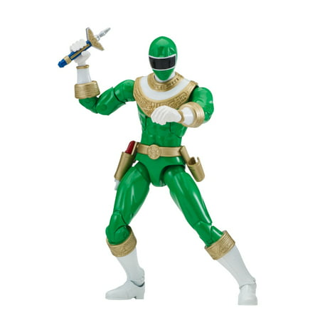 Rogers 20 Piece (Bandai Power Rangers Legacy 6.5 inch Collectable Figure ZEO)