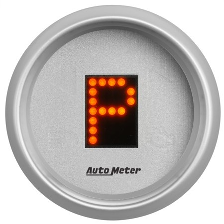 Gear Shift Indicator Bezel - AutoMeter 4359 Ultra-Lite Automatic Transmission Shift Indicator