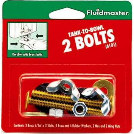 Bowl Bolt Kit (5PK 2 Bolt Tank To Bowl Kit Includes 2 Each 5/16