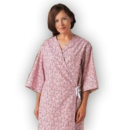 Cloth Exam Gowns (Exam Gown - Mammography Patient Gown(3 Pack) )