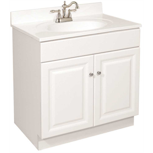 Design House Wyndham 24u0027u0027 Bathroom Vanity Base