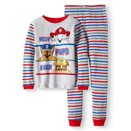 Paw Patrol Thermal 2 Piece Underwear Set (Little Boy & Big Boy)