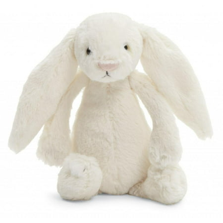 JellyCat Bashful Cream Bunny - Medium (Jellycat Cow)