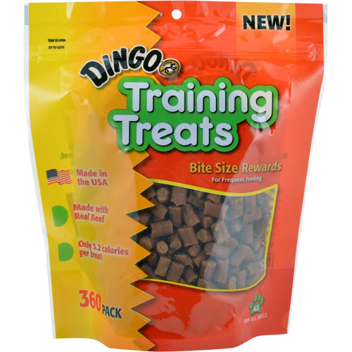 Dingo Training Treats, 360-Pack