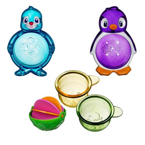 Garanimals Lazy Buoys Bath Toys