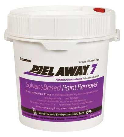 DUMOND 7001 Peel Away 7, 1 Gal
