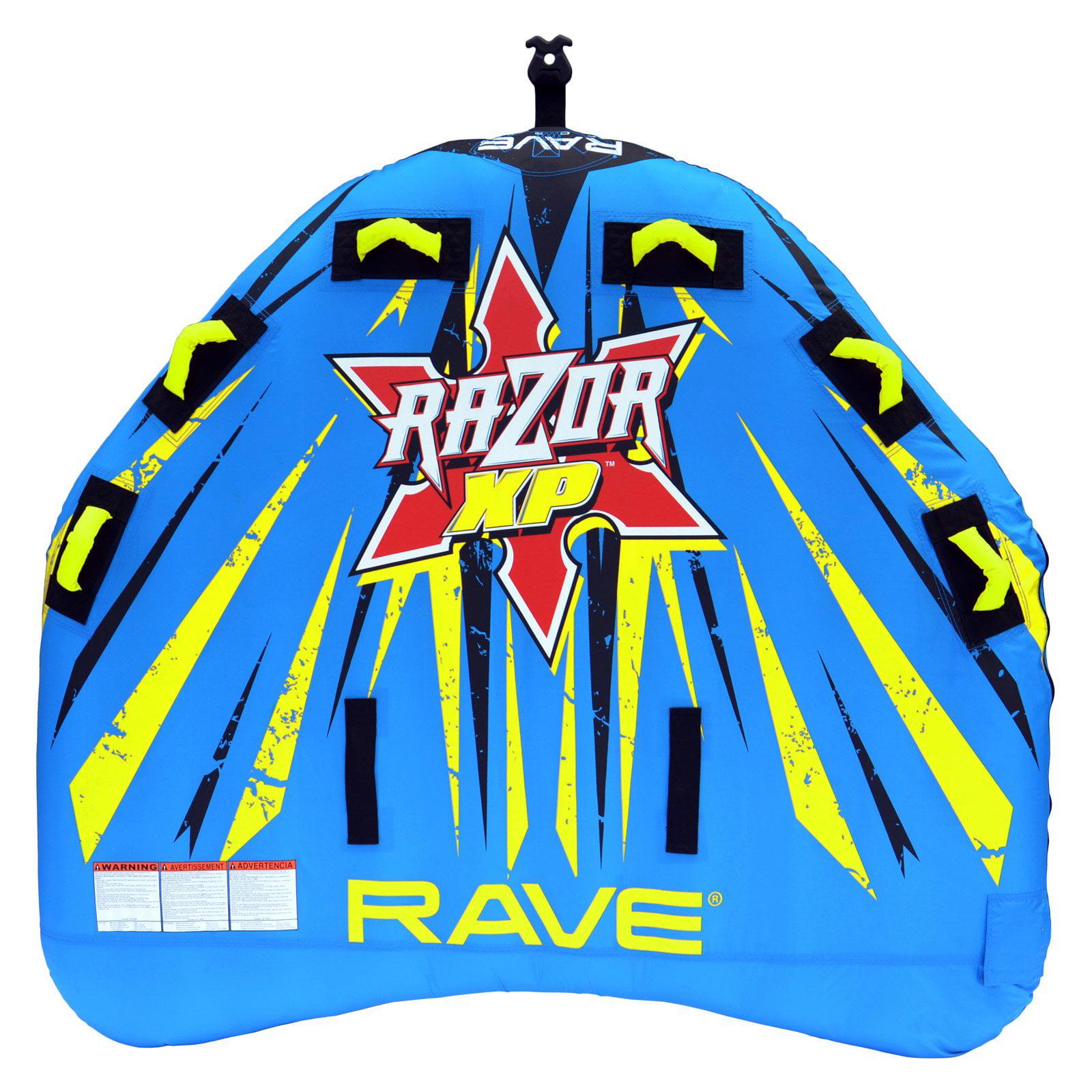 Rave Sports Razor Ski Tube by Rave Sports