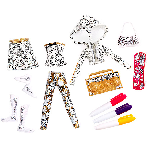 Moxie Girlz Art-titude Fashion Design Kit