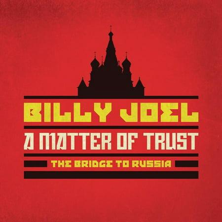 Billy Joel - Matter Of Trust: The Bridge To Russia (Deluxe Edition) (2 CD + - Billy Joel Memorabilia