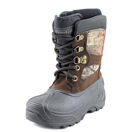 4f33ea09922 Kamik - Nation Jr Youth Round Toe Synthetic Multi Color Hunting Boot -  Walmart.com