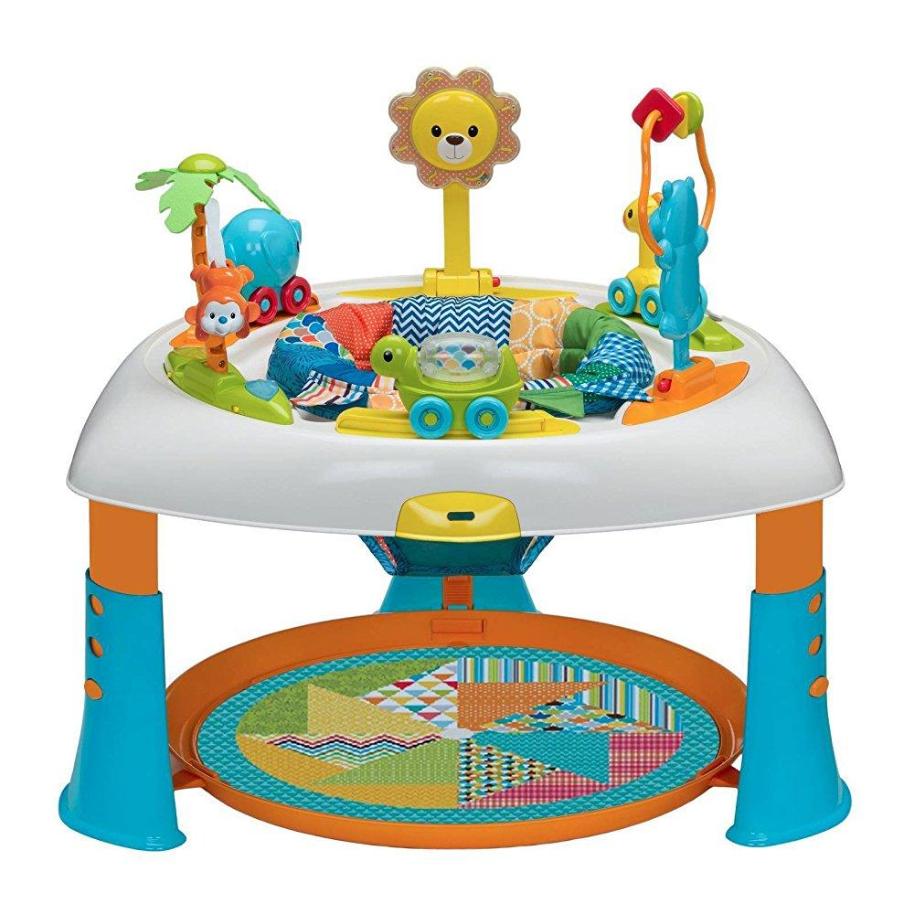 Infantino Go GaGa Sit, Spin & Stand Entertainer 360 Seat ...
