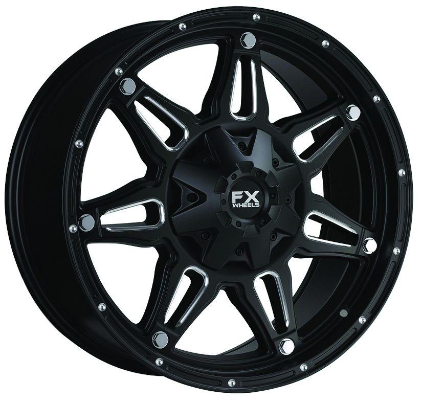 FX Wheels 114095614 Wheel FX14  - image 1 of 1