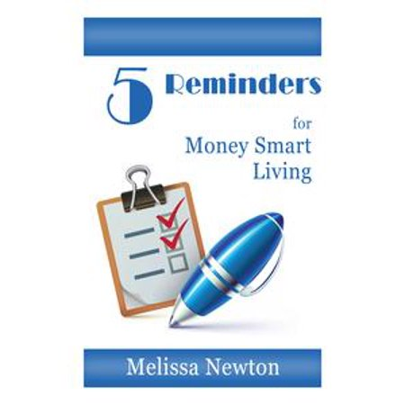 5 Reminders for Money Smart Living - eBook