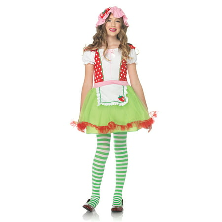 Child Strawberry Sweetie Costume by Leg Avenue - Leg Avenue Kids Costumes