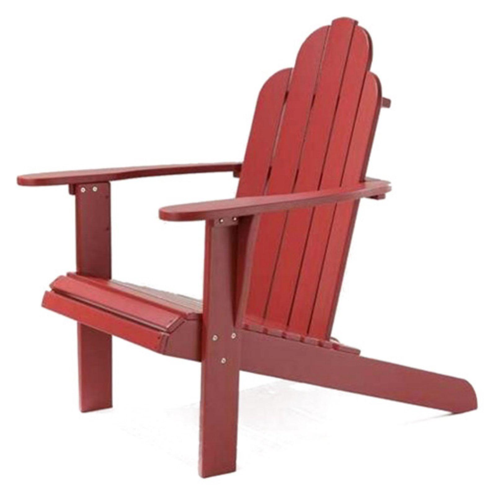 Linon Adirondack Chair, Multiple Colors