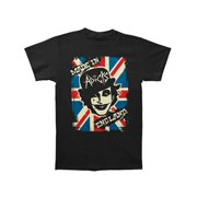 Adicts Men's  Made In England Slim Fit T-shirt Black