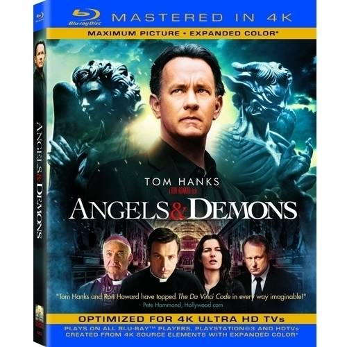 Angels & Demons (Blu-ray) (Widescreen)