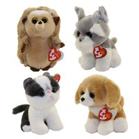 d2ad5c7912e Product Image TY Beanie Babies - SET of 4 SPRING 2017 Releases (6 inch) (Ida