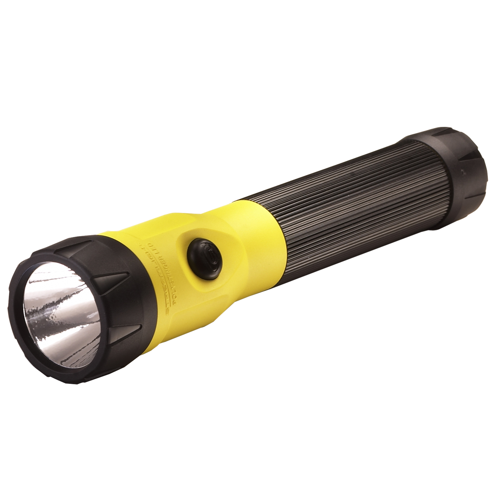 Streamlight PolyStinger LED w 120V AC DC Chargers, 2 Holders, Yellow by Streamlight