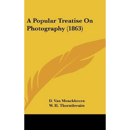 A Popular Treatise on Photography (1863) - image 1 de 1
