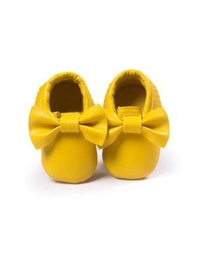 6e2d0cb749 Yellow All Baby & Toddler Shoes - Walmart.com