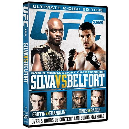 11ef75cdd8fb UFC 126: Silva Vs. Belfort (Ultimate 2-Disc Edition) - Walmart.com