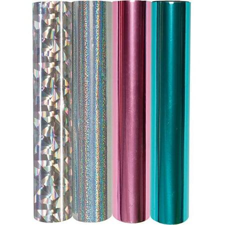 Spellbinders Glimmer Foil Variety Pack 4/Pkg-Variety 2