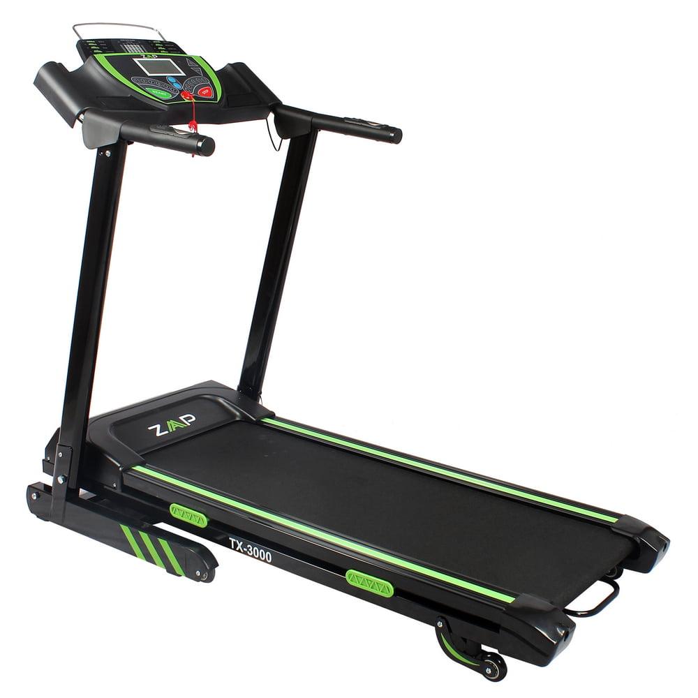ZAAP TX3000 1100W Electric Motorized Treadmill Running Machine