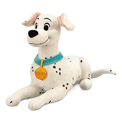 Image of disney 101 dalmatians perdita 14 plush