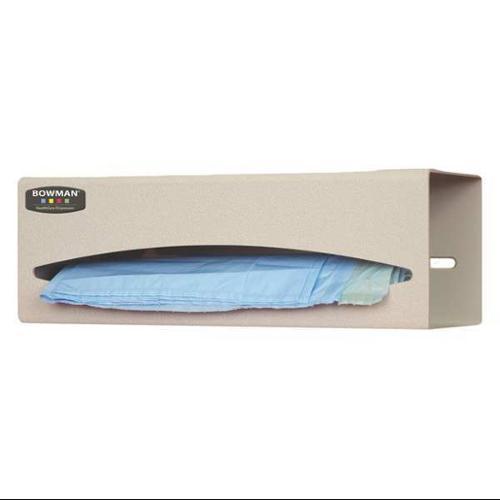 BOWMAN MFG CO Bag Dispenser Single,ABS Plastic, BG001-0212