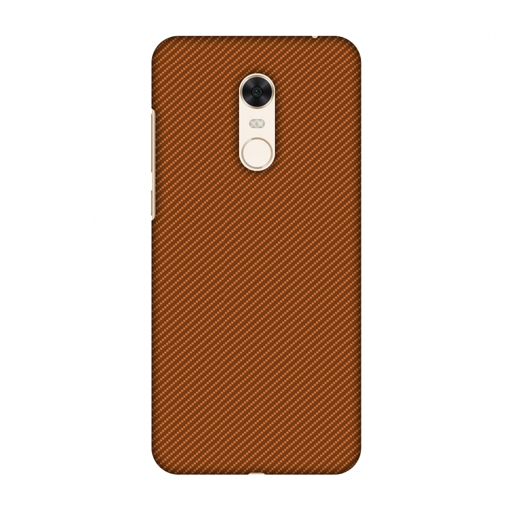 Xiaomi Redmi Note 5 Case - Autumn Maple Texture, Hard Plastic Back Cover, Slim Profile Cute Printed Designer Snap on Case with Screen Cleaning Kit