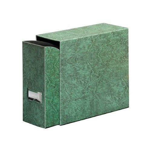 GLOBE-WEIS GLW102GRE Document Storage File, Green