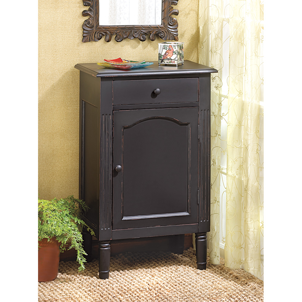 Bathroom Floor Cabinet, Pantry Paint Kitchen Cabinets Wit...