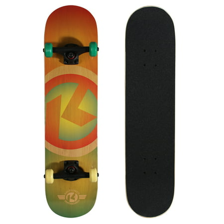 Ghost Skateboard (Kryptonics Recruit Complete Skateboard (31
