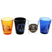 Call of Duty: Infinite Warfare Shot Glass 4-Pack by Surreal Entertainment