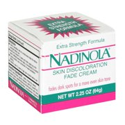 Nadinola Fade Cream, Skin Discoloration 2.25 Oz