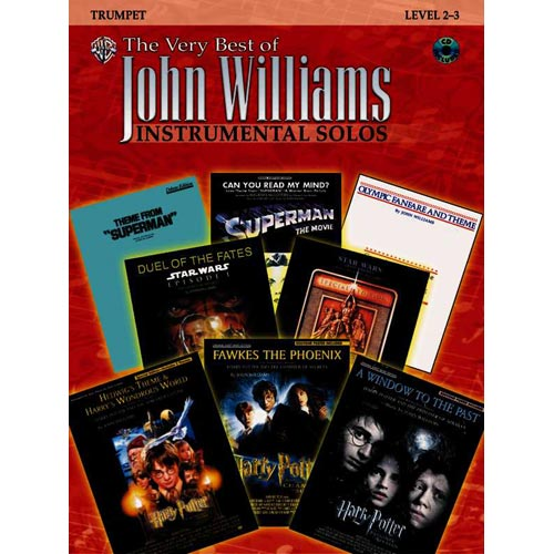 The Very Best of John Williams: Instrumental Solos