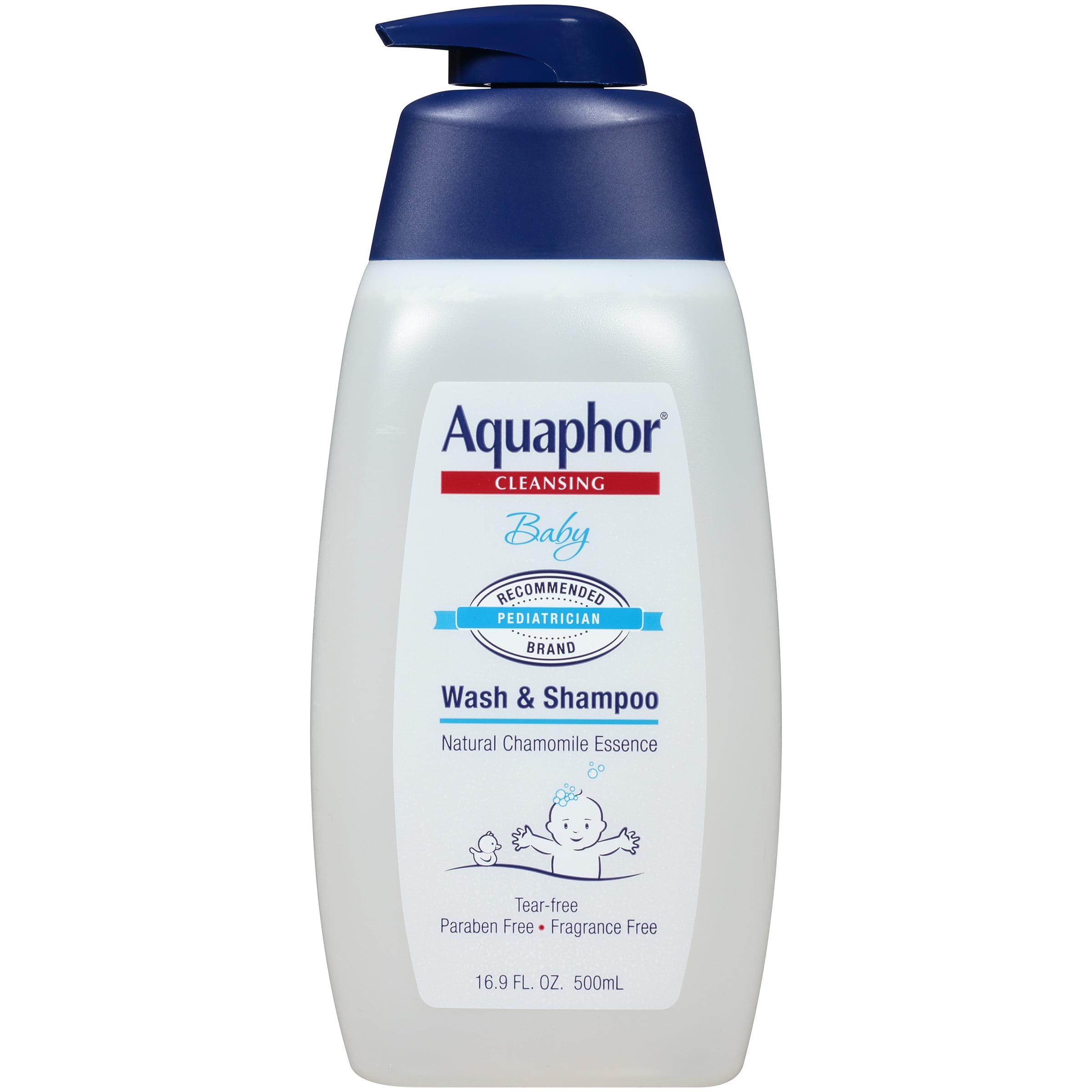 Aquaphor Baby Wash & Shampoo 16.9 fl. oz. by Beiersdorf