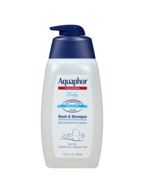 Aquaphor Baby Wash & Shampoo 16.9 fl. oz.