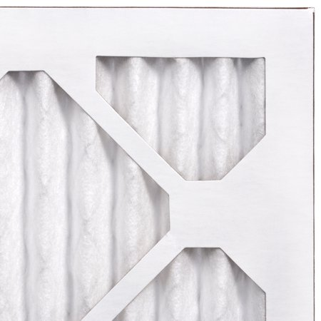 Optimal for Health Protection - AiRx HEALTH 20x25x1 Air Filters - Box of 6 - Pleated 20x25X1 MERV 13 Air Filters, AC Filter, Furnace Filter, HVAC Filter - Energy Efficient