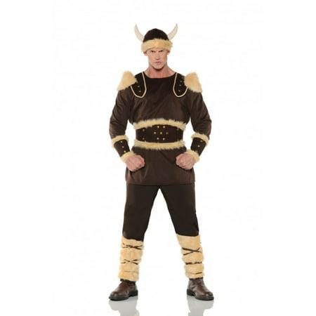Norseman Scandinavian Viking Warrior Norse Barbarian Adult Men's Costume Std-XXL - image 1 of 1