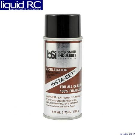 Bob Smith Industries 155 Insta-Set Spray (Accelerator Control)