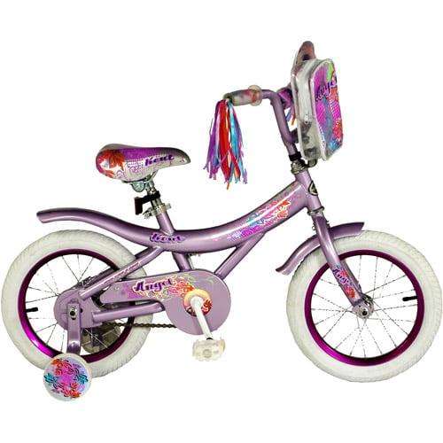 "14"" Girls' Angel Bicycle"