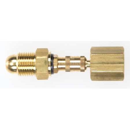 MILLER ELECTRIC QRG Quick-Change Coupler,Side Gas Hose