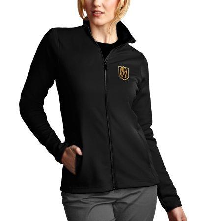 bf4b1a8356d Antigua - Vegas Golden Knights Antigua Women s Leader Jacket - Black -  Walmart.com