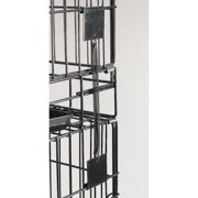 Proselect Crate Stacking Spring Clamp 4pc Blk